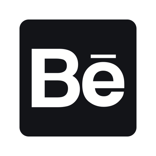 behance, communication, internet, media social, technology, website icon