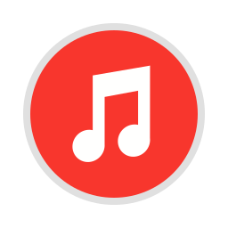 app, apple, display, itunes, music, service, store icon