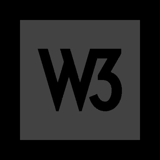 bubble, consortium, information, w3c, web, wide, world icon
