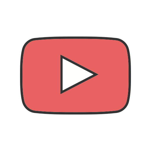 Media, play, player, video, web, youtube icon - Free download