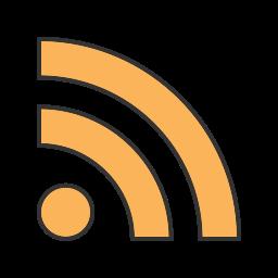 communication, internet, media, rss, social, technology, website icon