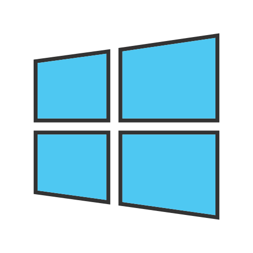computer, desktop, microsoft, os, screen, technology, windows icon