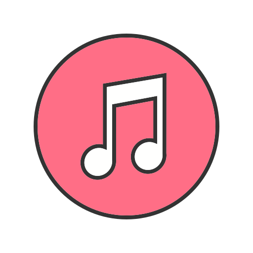App, apple, display, itunes, music, service, store icon - Free download