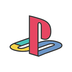 computer, friends, game, gaming, online, playstation, software icon
