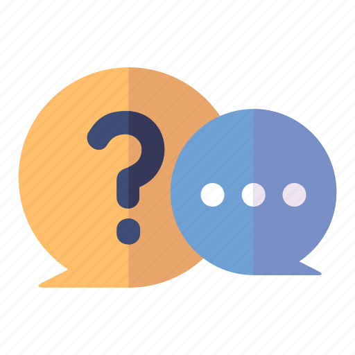 Question, social media, customer service icon - Download on Iconfinder