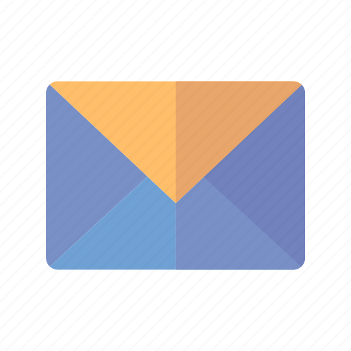 email, message, social media icon