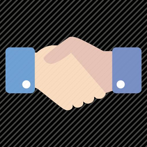 Deal, handshake, partnership icon - Download on Iconfinder