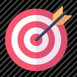 goals, target icon