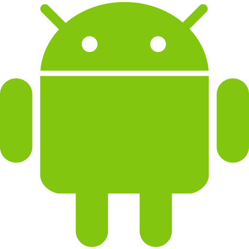 android, marketing, media, social, website icon