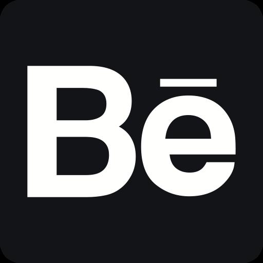 behance, marketing, media, social, website icon
