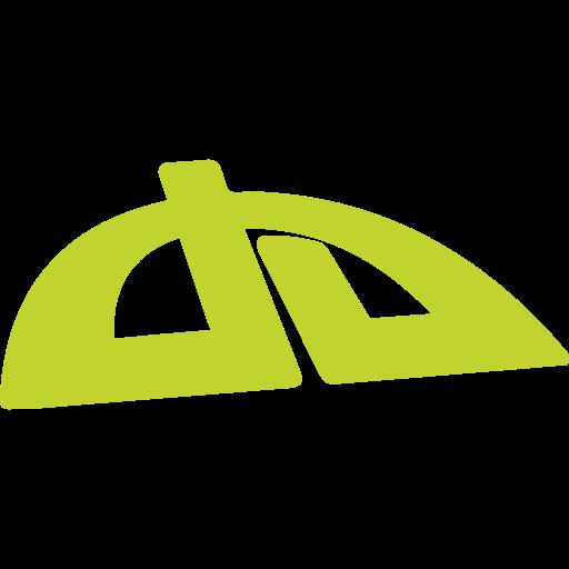 deviantart, marketing, media, social, website icon