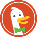 duckduckgo, marketing, media, social, website icon