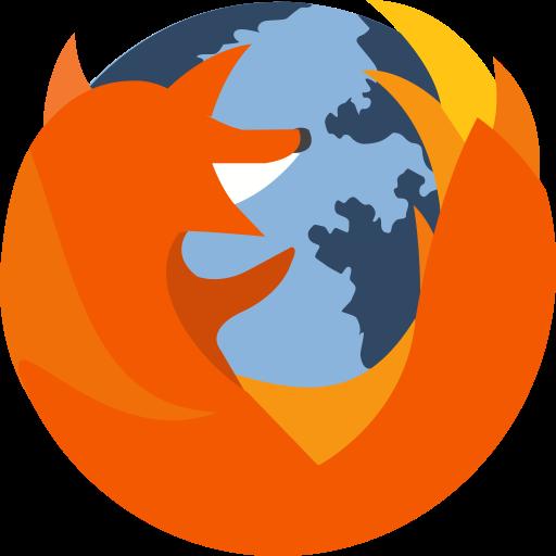 Firefox, website, media, browser, social, marketing icon