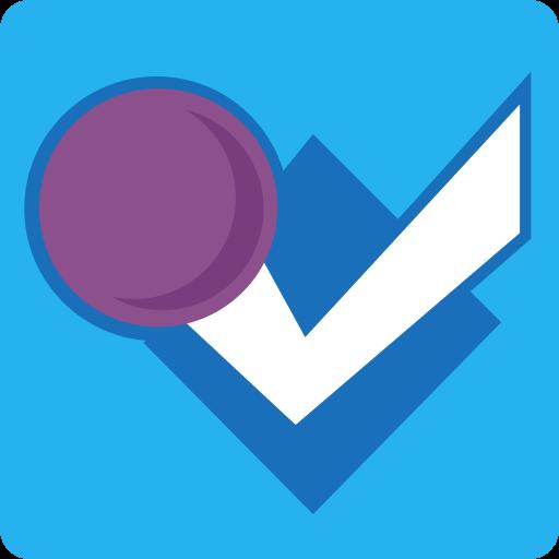 foursquare, marketing, media, social, website icon