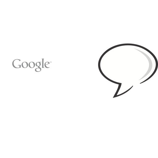 googletalk, marketing, media, social, talk, website icon