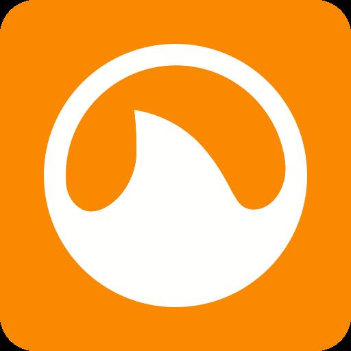 grooveshark, marketing, media, network, social, website icon