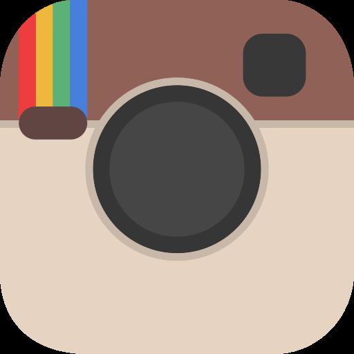 Instagram, website, media, photo, social, marketing, logo icon