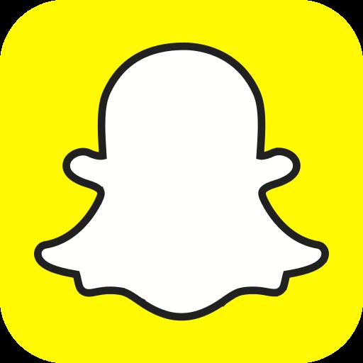 app, marketing, media, snapchat, social, website icon