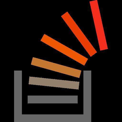 marketing, media, social, stackoverflow, website icon