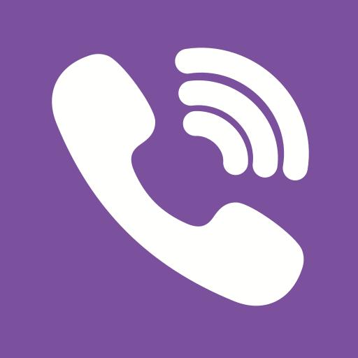 call, marketing, media, social, viber, website icon