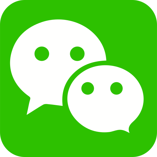 Wechat, website, chatting, media, app, social, marketing icon - Free download