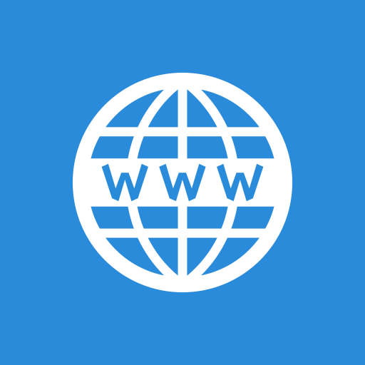 colored, high quality, social, social media, square, website, www icon