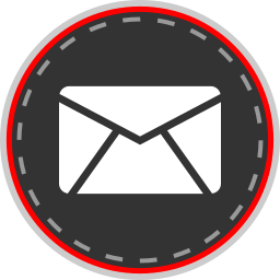 email, media, online, social icon