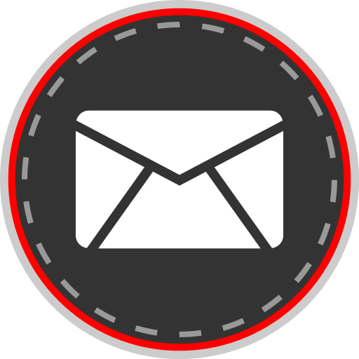 Email, media, online, social icon - Free download