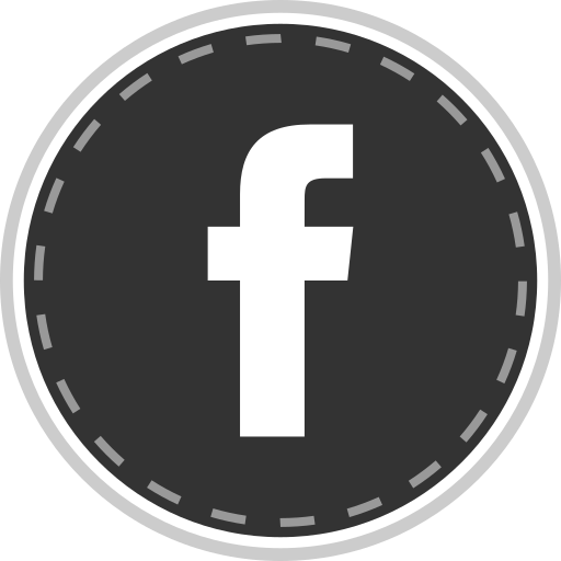 facebook, media, online, social icon