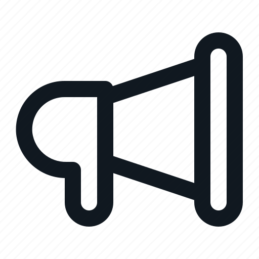 announcement, media, notification, report, social, tools, ui icon