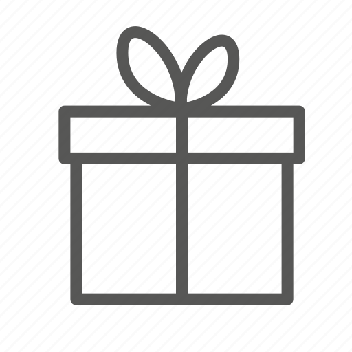 christmas, claus, gift, present, santa icon