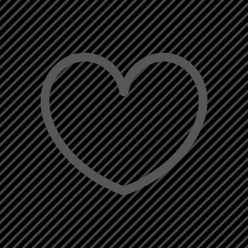 best, favorite, heart, love icon