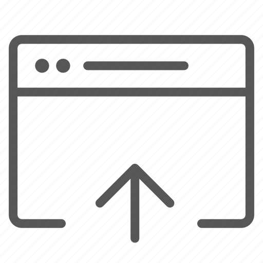Go-live, publish, upload icon - Download on Iconfinder
