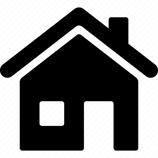 address, apartment, estate, home, house, real, rent icon