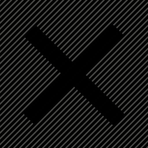 button, close, cross, delete, remove icon