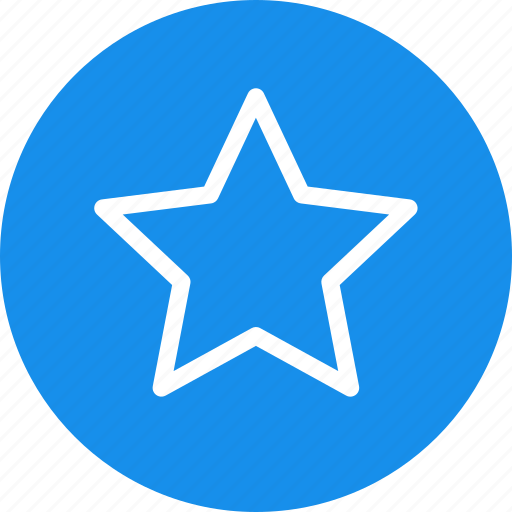 badge, best, blue, bookmark, favorite, like icon