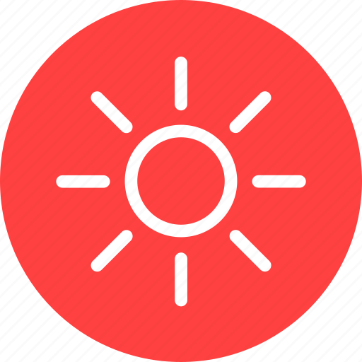 brightness, energy, glow, light, solar, sun, sunshine icon