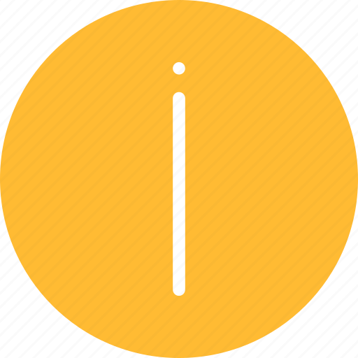 Circle, help, info, information, learn more, yellow icon - Download on Iconfinder