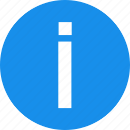 blue, circle, help, info, information, learn more icon
