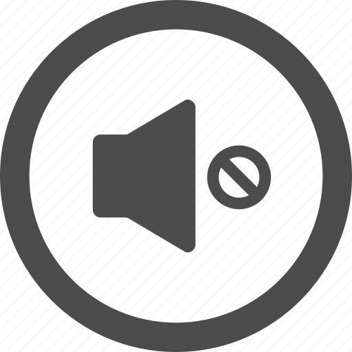 control, mute, player, silent, sound, volume icon