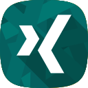 recruitment, social network, xing icon