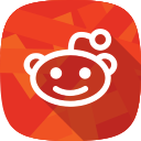 reddit, social network icon