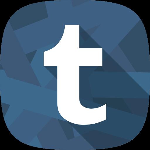 blog, social network, tumblr icon