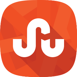 social network, stumble upon icon