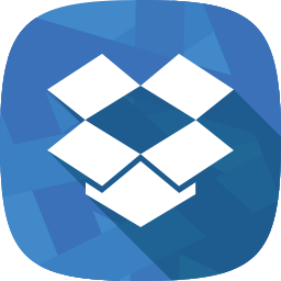 dropbox, files, social network, storage icon