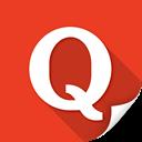 quora, logo, media, modern, sound, web