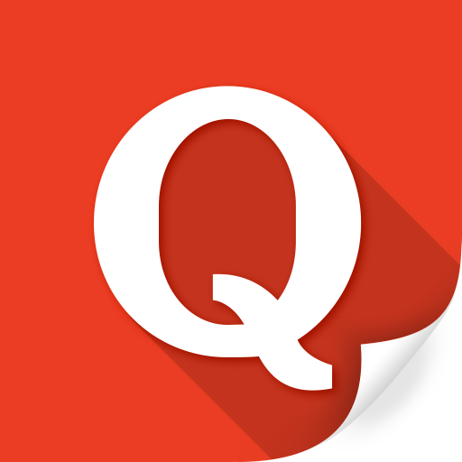 logo, media, modern, quora, sound, web icon