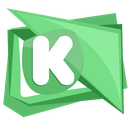 ideas, kickstarter, social, socialpack, ubercons icon