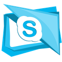 call, chat, skype, social, talk icon