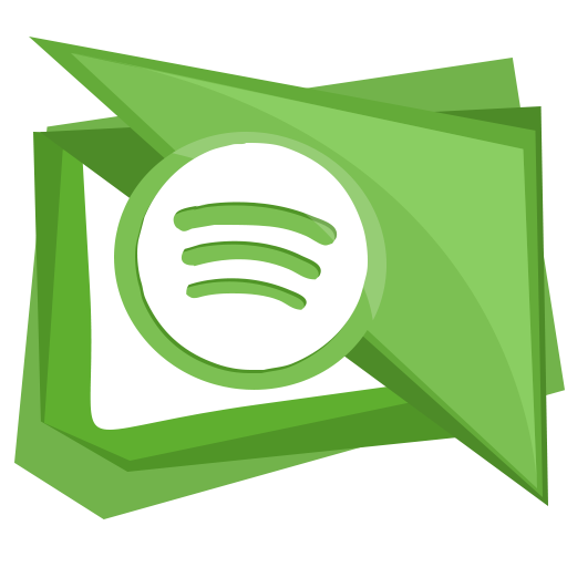 music, podcast, social, spotify, streaming icon